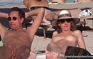nudist guys on the beach 25