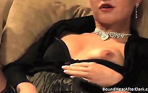 Facesitting And 69 Pose With Lesbian Mistress And Enslaved Girl
