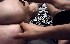 My greatest Titjob Many times huge saggy Granny Hangers