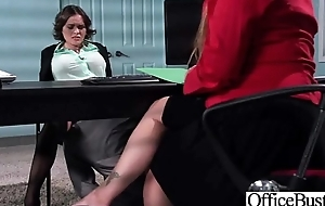 Sexy Horny Girl (krissy lynn) With Big Tits Riding Cock In Office movie-21