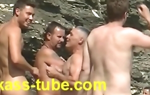nudist guys on burnish apply beach 18