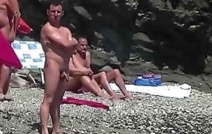 nudist guys on the beach 17