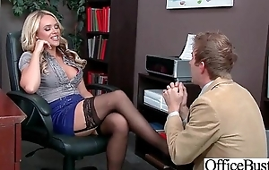 Intercourse Tape With Slut Busty Hot Office Nasty Girl (Alexis Monroe) video-03