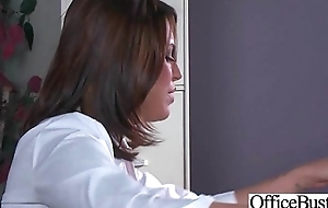 Sex Tape With Slut Busty Hot Assignment Nasty Girl (Eva Angelina) video-21