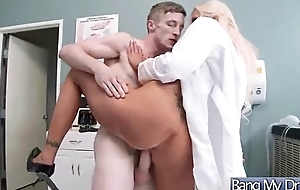 (nina elle) Off colour Patient And Doctor Get Busy In Sex Action video-21