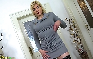 OldNannY Sexy Mature Evi Scurrility Showoff