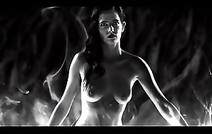 Eva Green Sin City A Damn To Shopping bag For