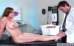 Sex Adventures Exposed to Tape With Doctor And Horny Wrapper (Diamond Foxxx) vid-10