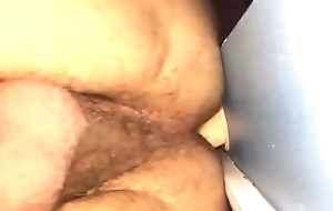 18 first time riding my new dildo
