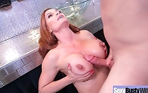 Sex On Work together a rob In Hard Style Big Juggs Mommy (Diamond Foxxx) vid-15