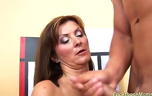 my sweltering stepmom fucked
