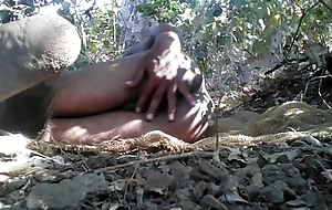 Desi Tarzan Boy Sex With Bottle Gourd In Forest